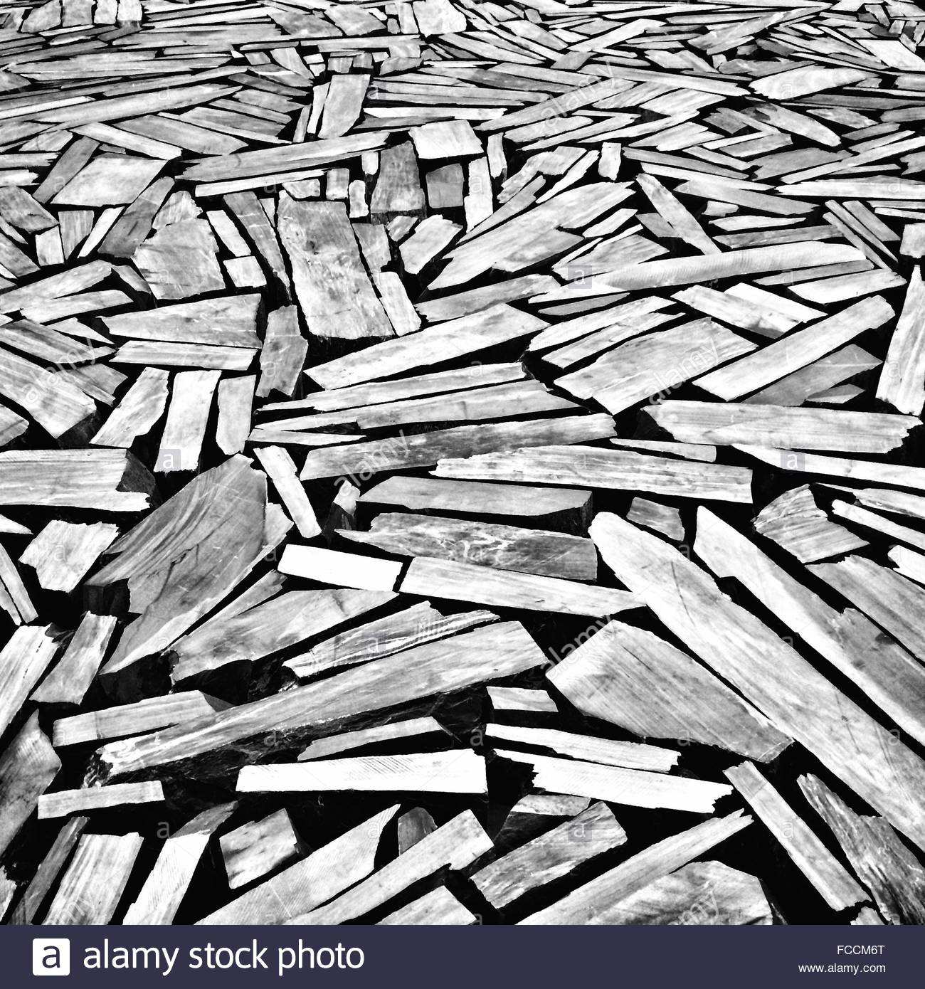 Surface From Firewood Stock Foto