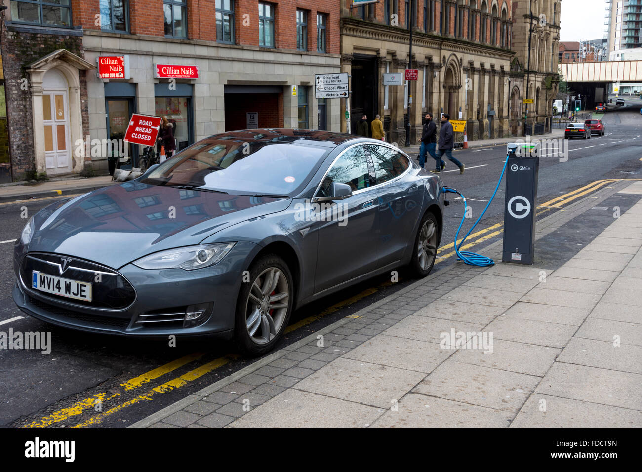 Free Electric Car Charging Stations Manchester