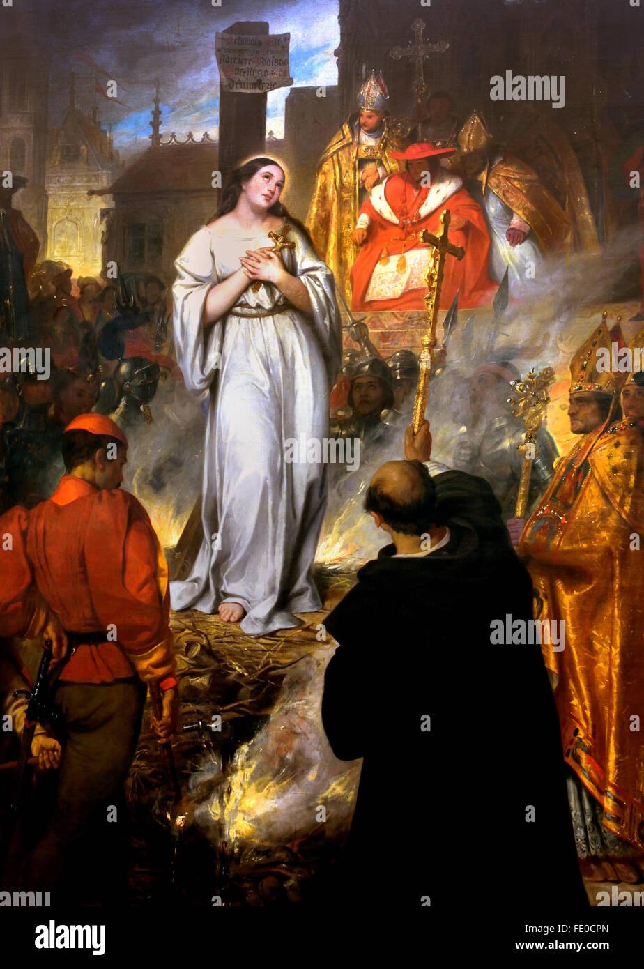 Saint Joan Of Arc's Name