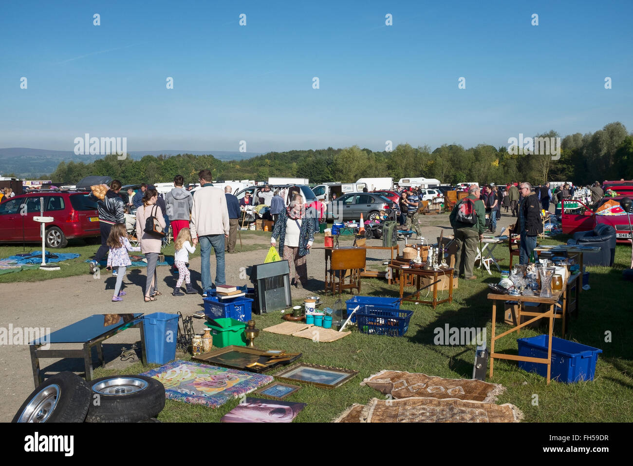 Thrift Farm Car Boot Sale