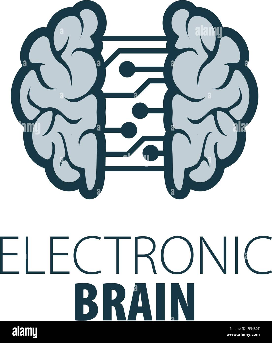 brain vector logo - photo #9