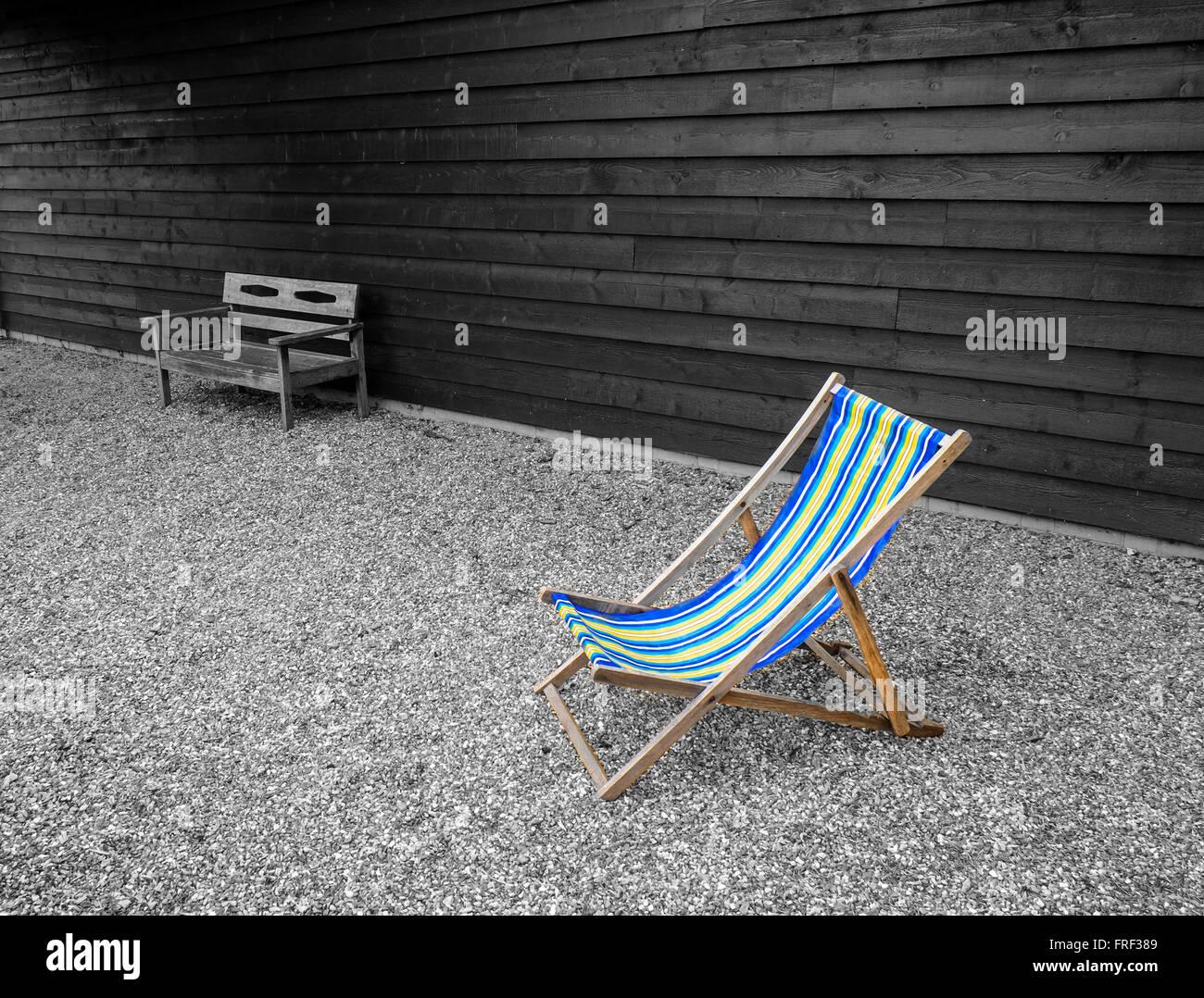 blue-deckchair-on-mono-background-milton