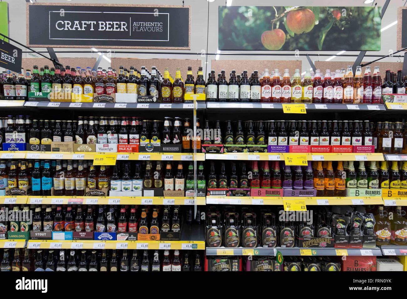 Craft Beers Morrisons