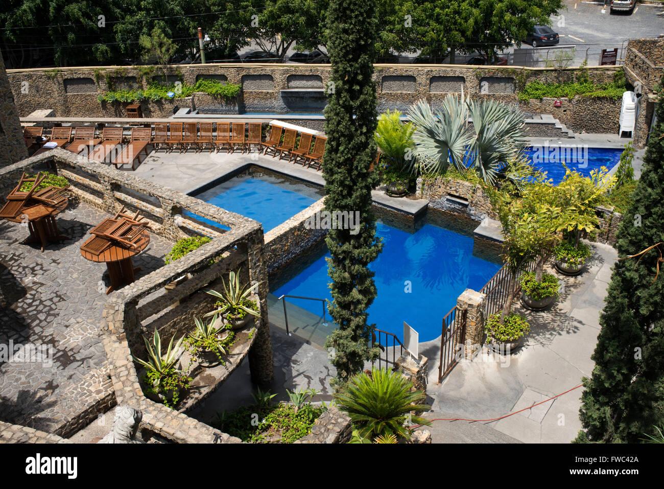 Santa Teresita Thermal Baths Riveras Del R 237 O Michatoya