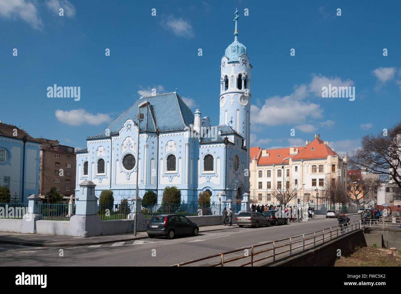 church-of-st-elisabeth-bratislava-slovak