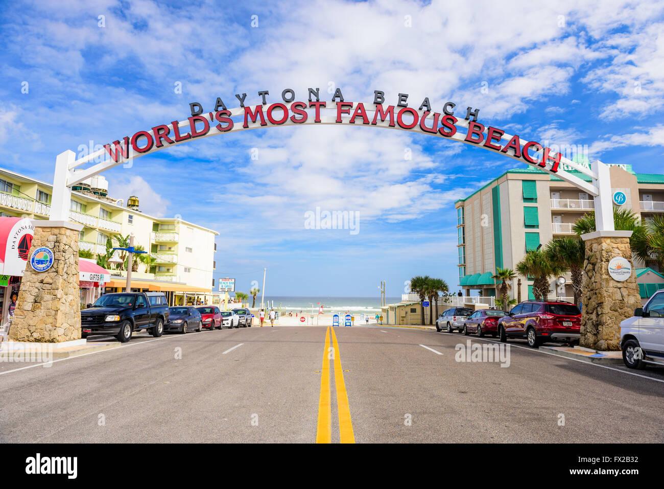 S Atlantic Avenue Daytona Beach Fl