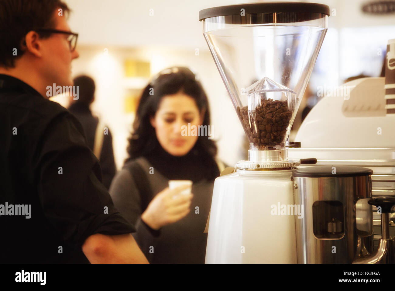 a-woman-coffee-tasting-at-the-london-cof