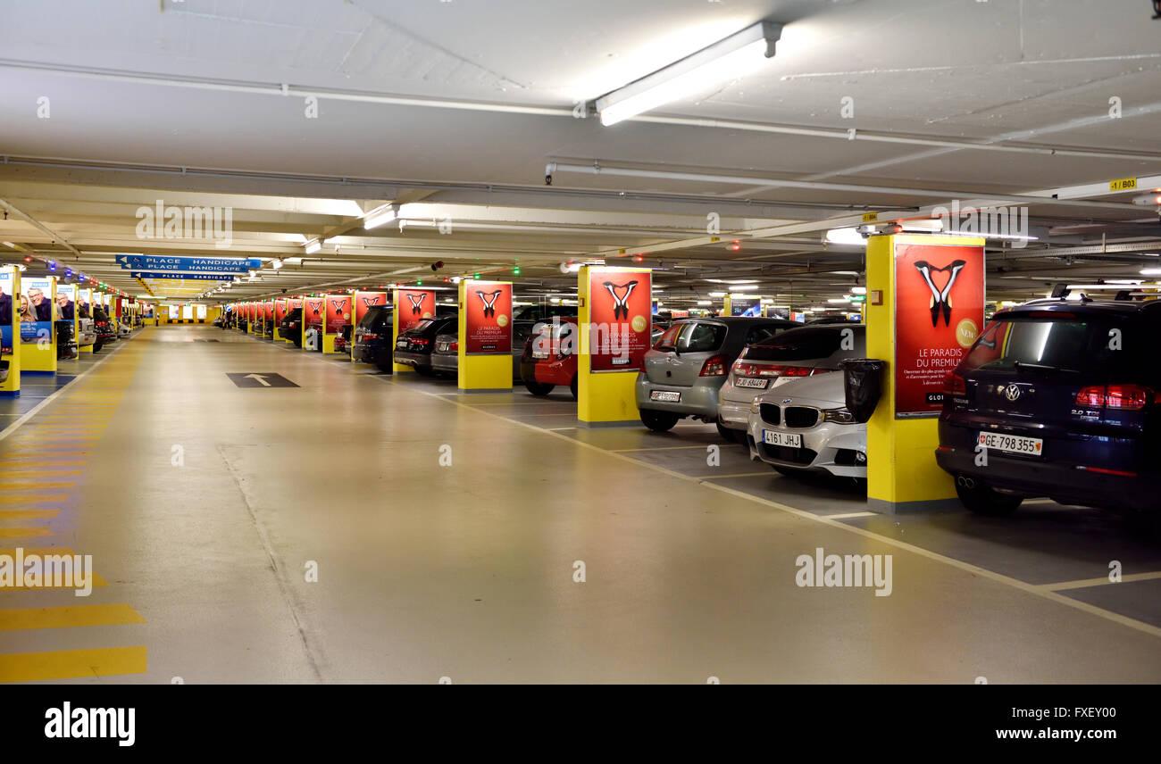Stirling Car Parks