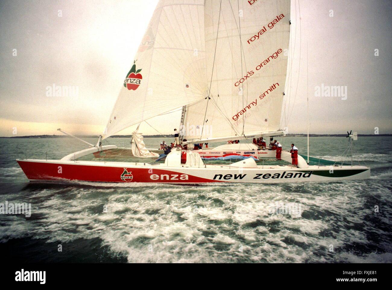 ajaxnetphoto1993solent-england-new-cat-o