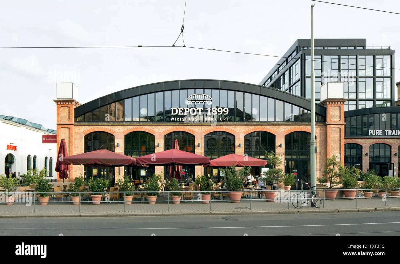 Restaurant Depot 1899 Frankfurt Am Main Hesse Germany
