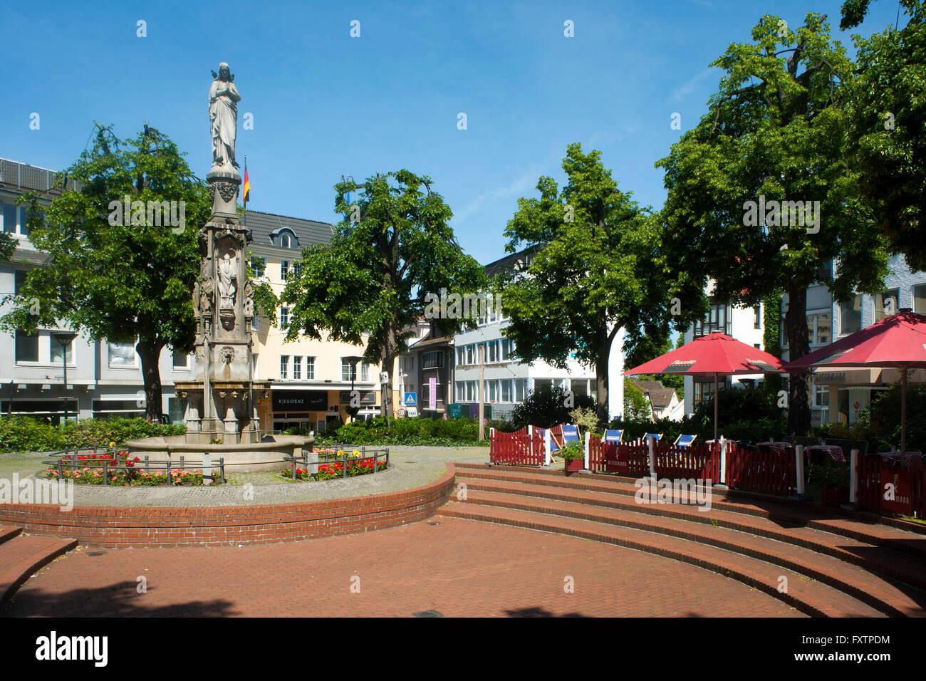 deutschland nordrhein westfalen paderborn marienplatz. Black Bedroom Furniture Sets. Home Design Ideas