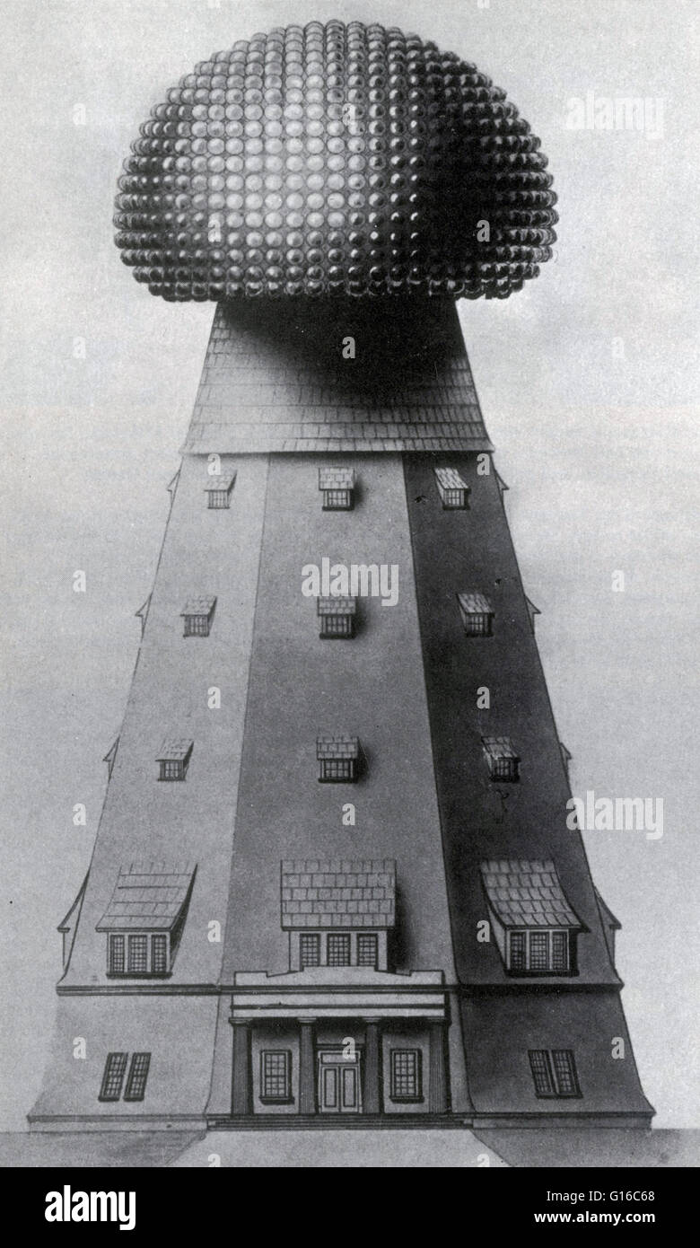 Wardenclyffe Tower 1901 1917 Also Known As The Tesla