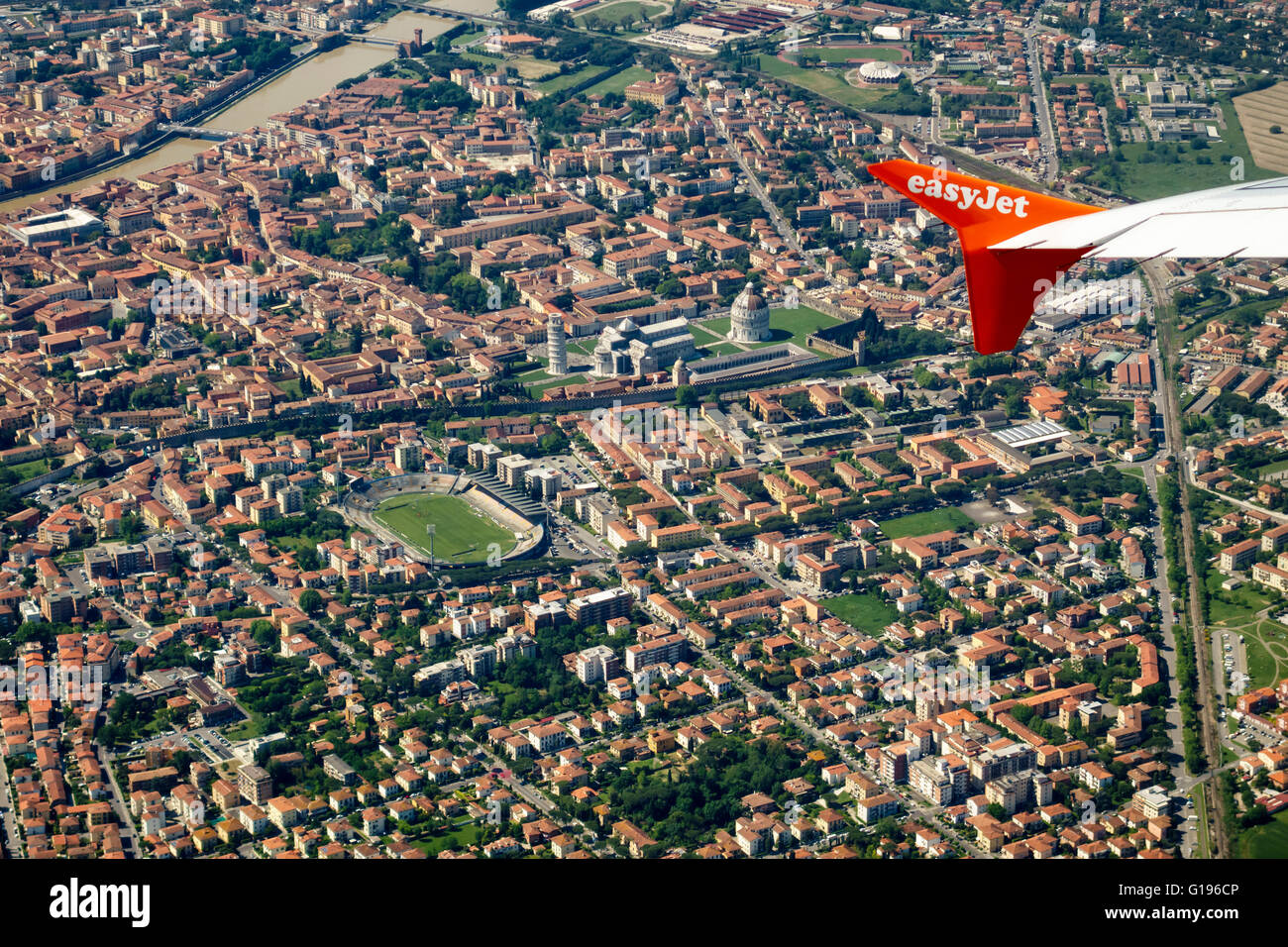 aerial-view-of-pisa-italy-from-an-easyjet-aircraft-after-leaving-the-G196CP.jpg