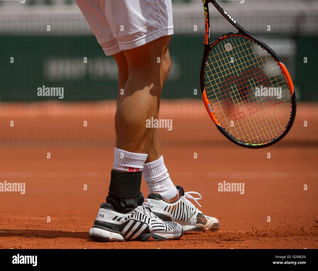 Stade Roland Garros, Paris, France. 25th May, 2016. Roland ...