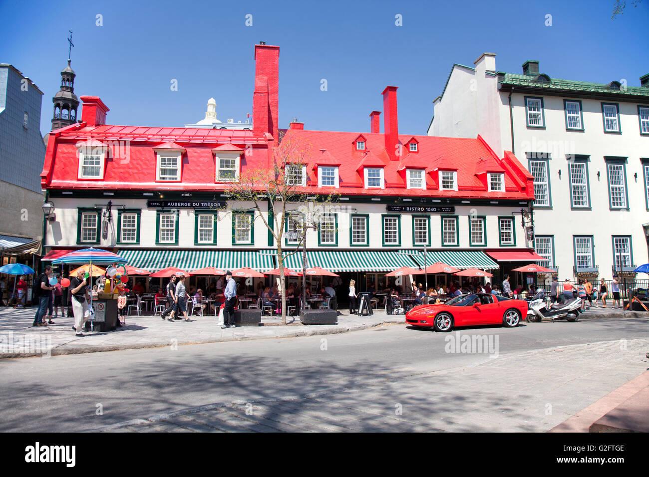 Hotel St Anne Quebec City