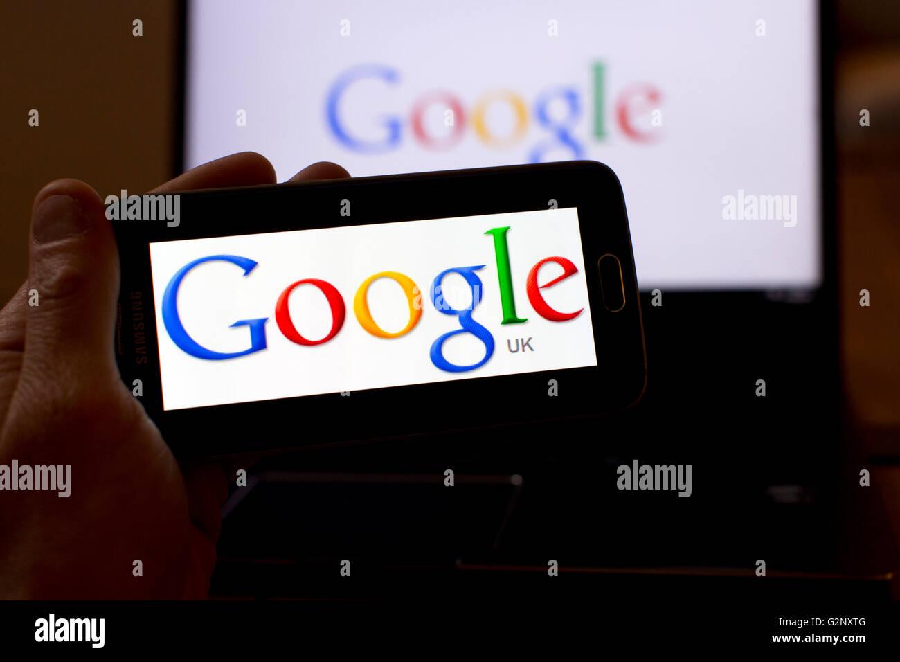 how to buy google stock in uk