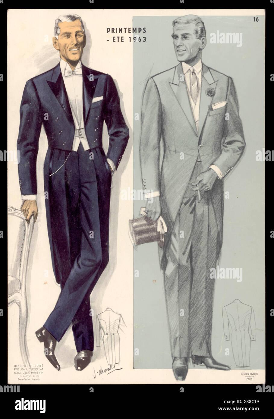 Formal Morning Clothing For Men