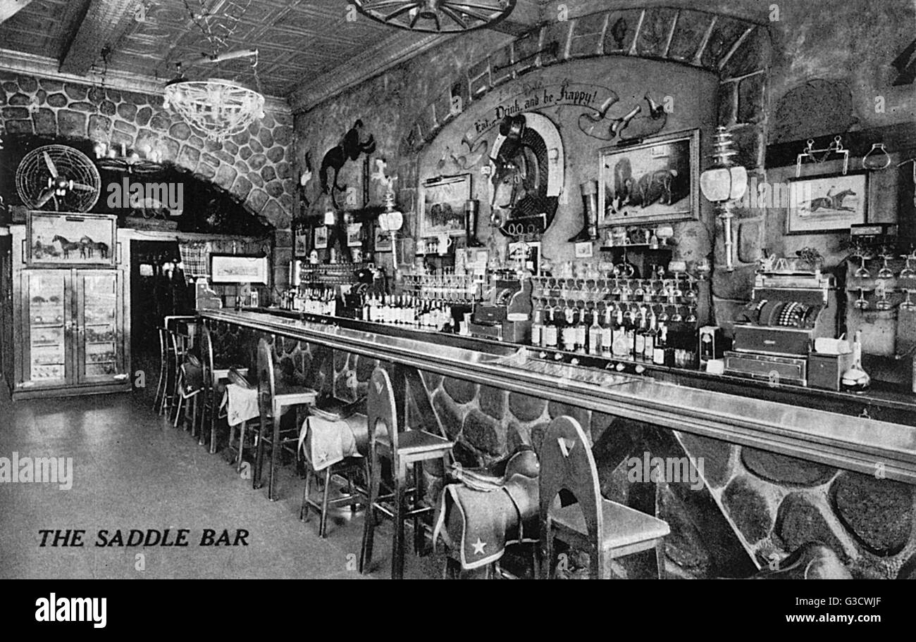 Saddle Bar Jack Delaney S Grove Street New York City