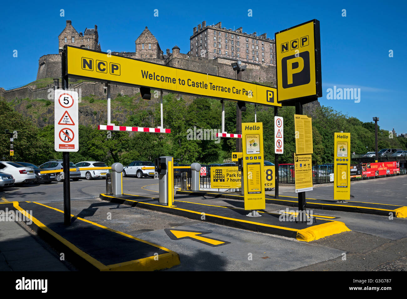 entrance-to-the-ncp-car-park-on-castle-t