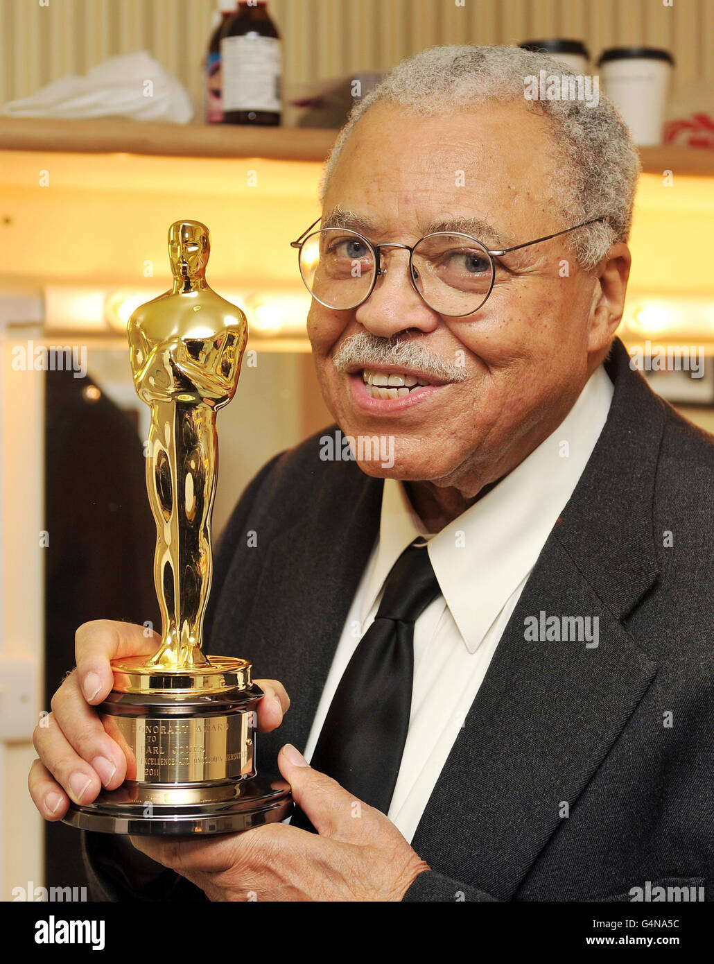 James Earl Jones  Academy of Achievement