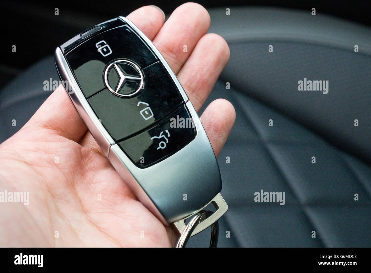 Mercedes Benz Key Cover India