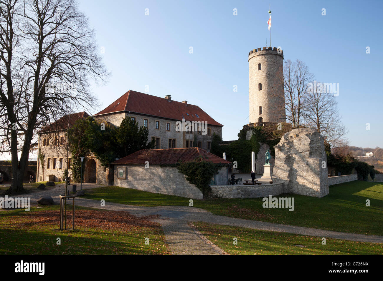 Sparrenburg castle on sparrenberg hill bielefeld for Innenarchitektur ostwestfalen lippe