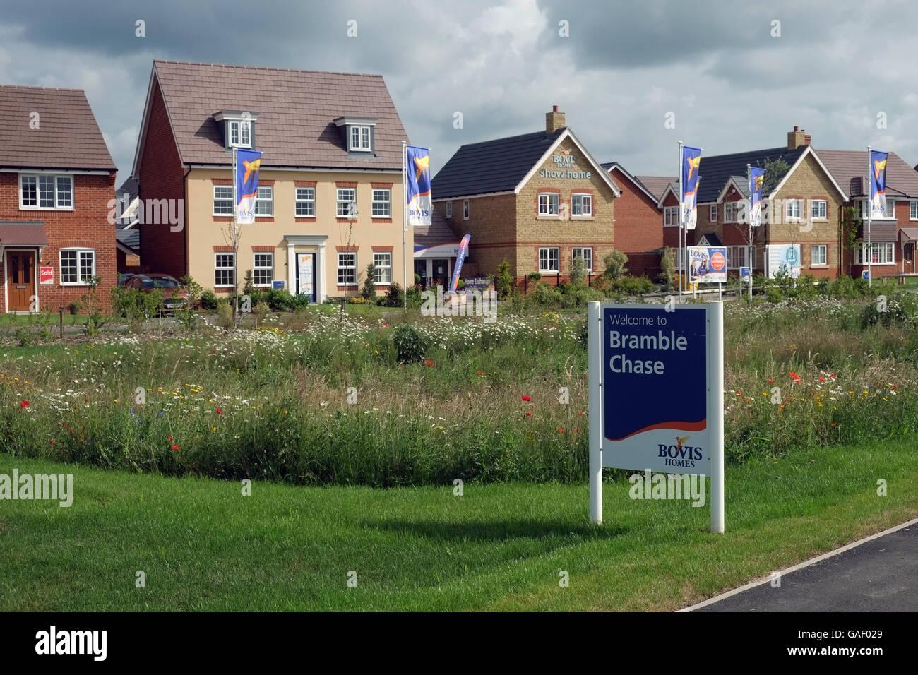 Bovis Homes New Housing Development 39 Bramble Chase 39 At