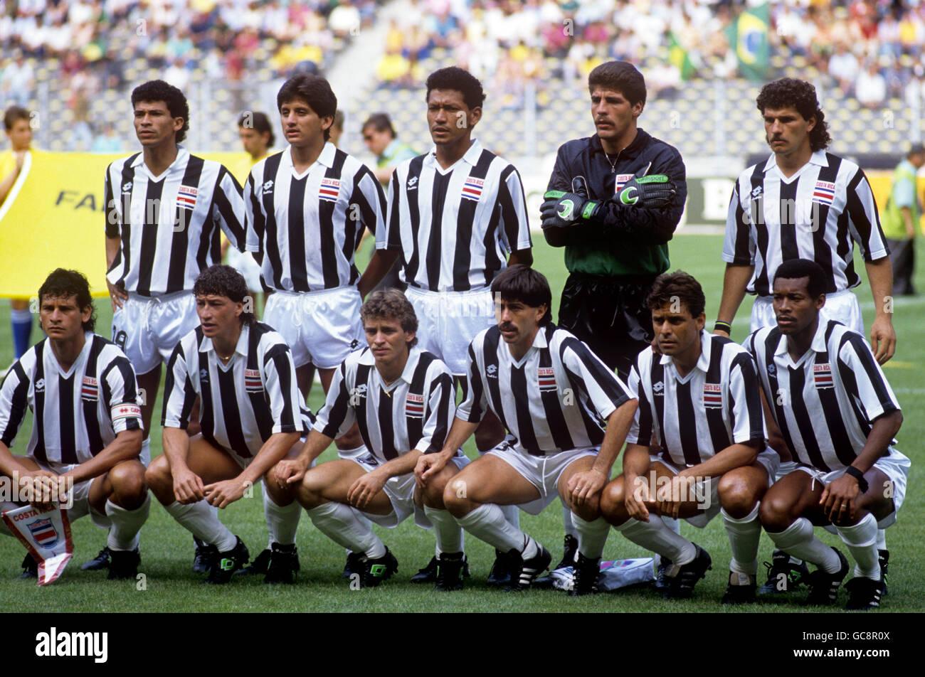 soccer world cup italia 90 c brazil v costa