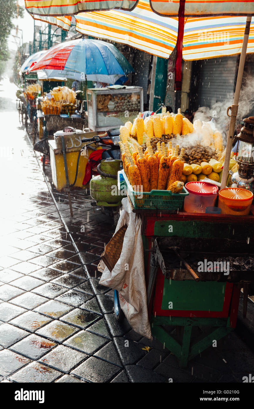 Balinese Street Food