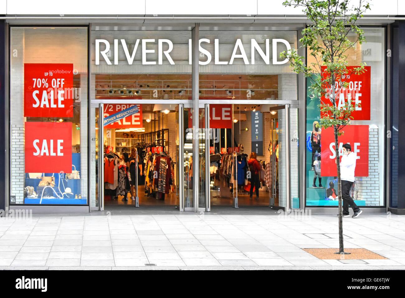 River Island Shop Oxford