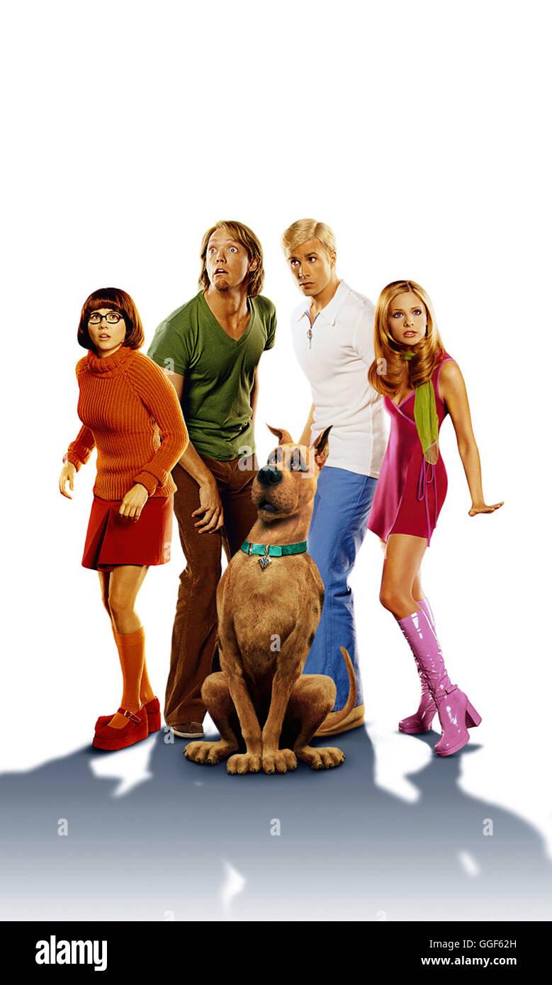 Scooby Doo Schauspieler