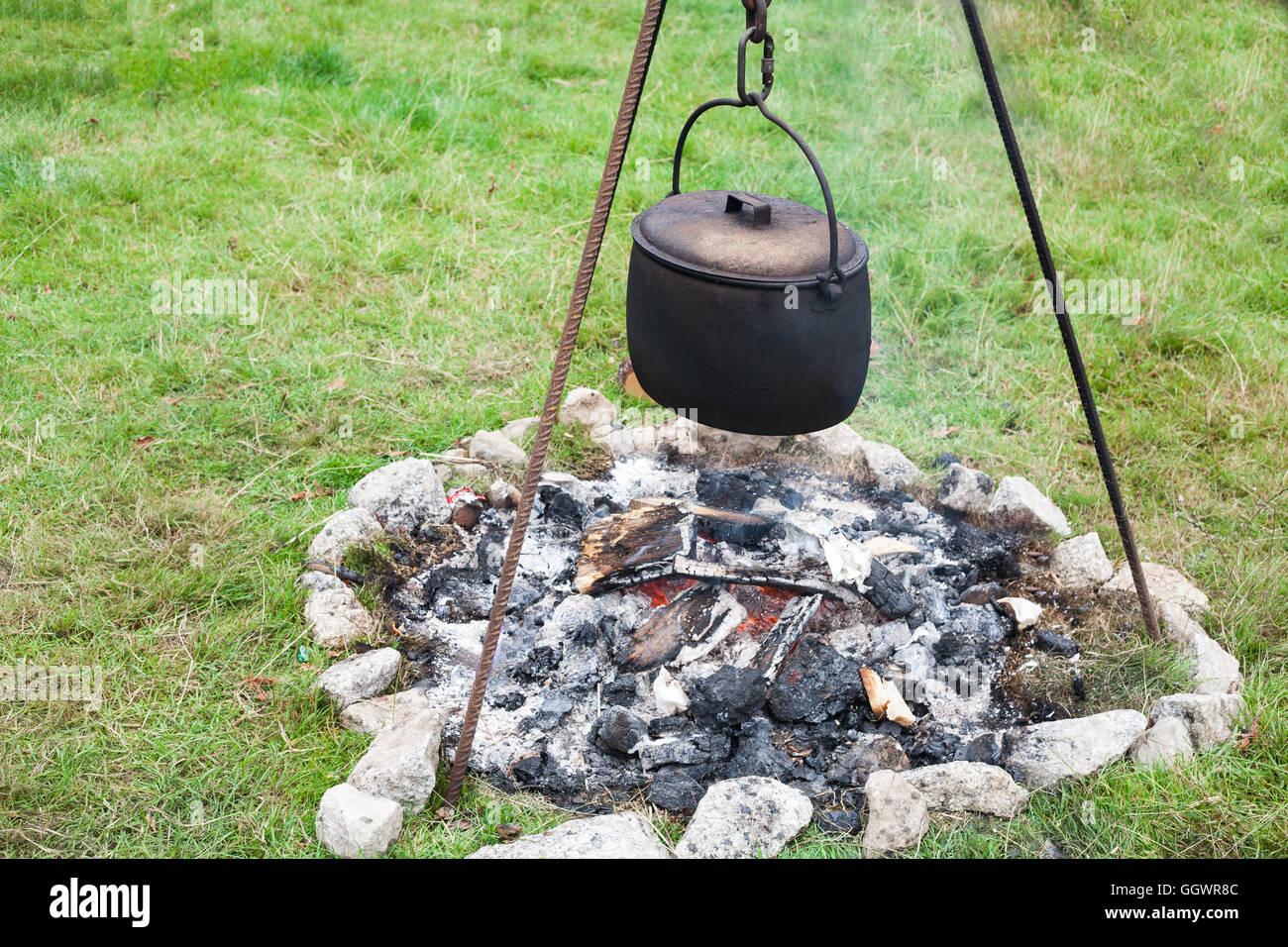 Campfire Coffee Pot Instructions