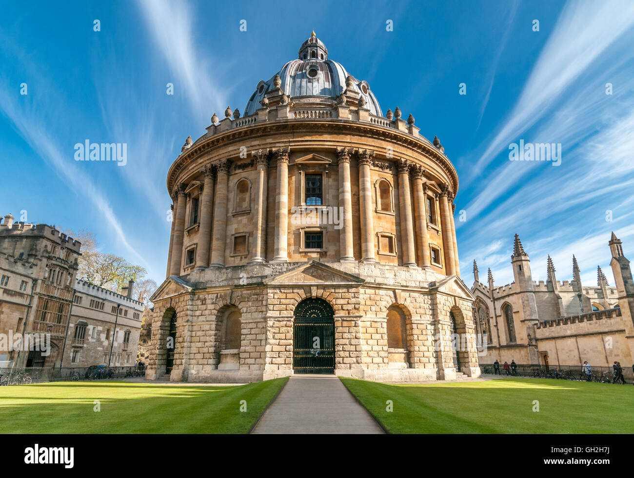 radcliffe-camera-oxford-university-united-kingdom-GH2H7J.jpg