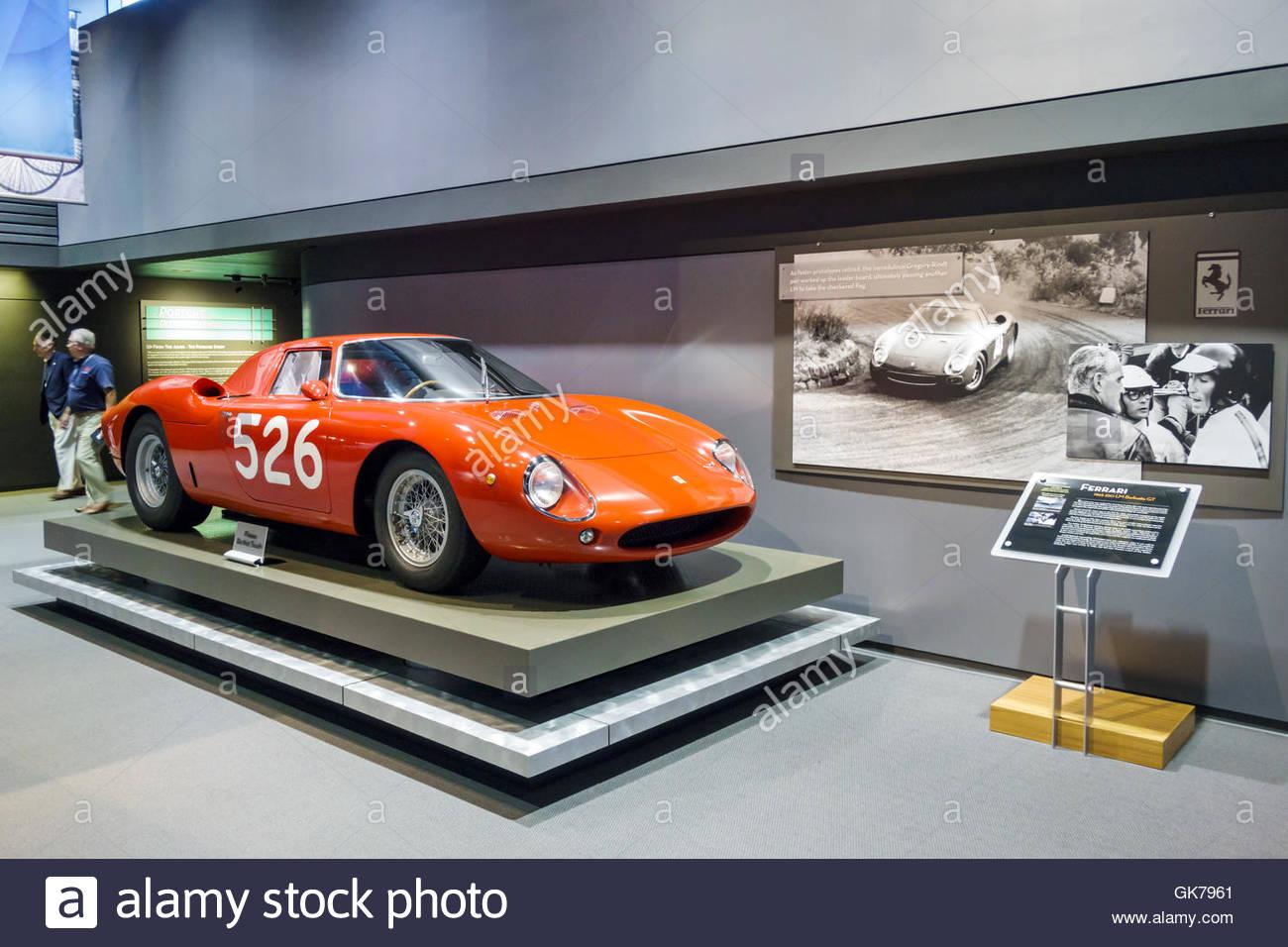 Collier Automotive Museum: Naples Florida Revs Institute Of Automotive Research
