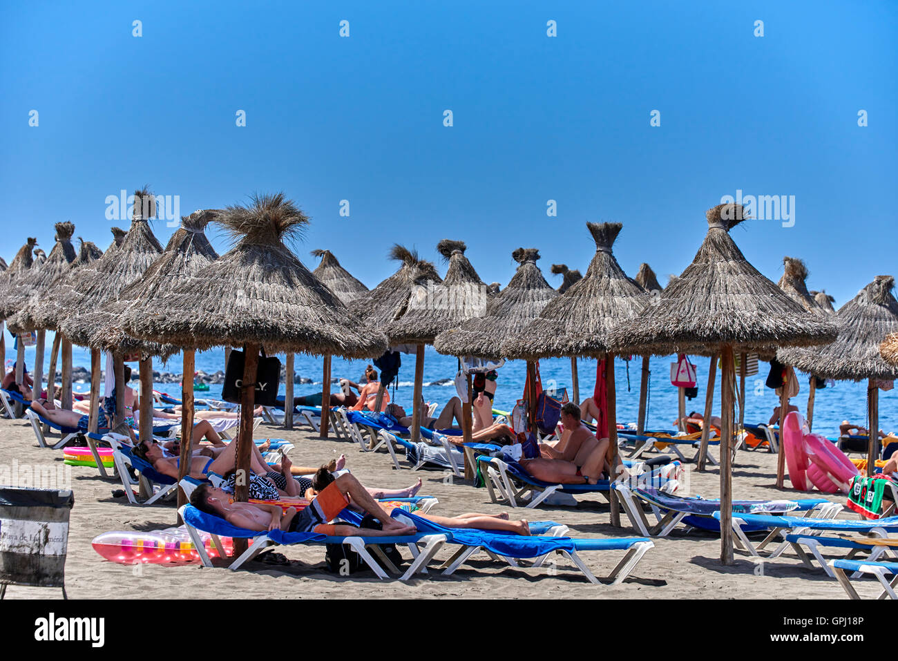 Hotel jardin tropical costa adeje tenerife stock photo royalty free image 117180806 alamy - Jardin tropical costa adeje ...