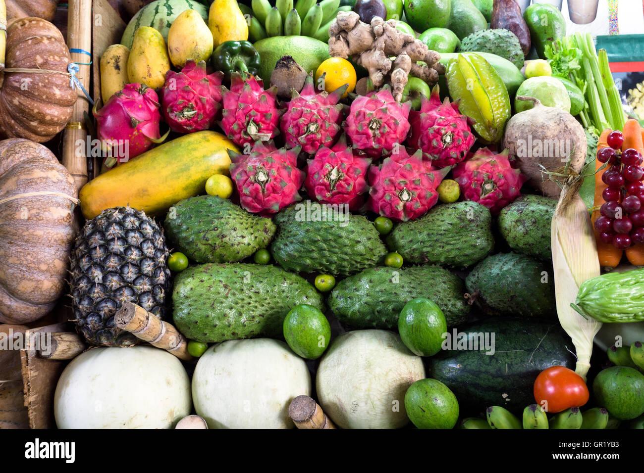 Organic Food Market In Malaysia