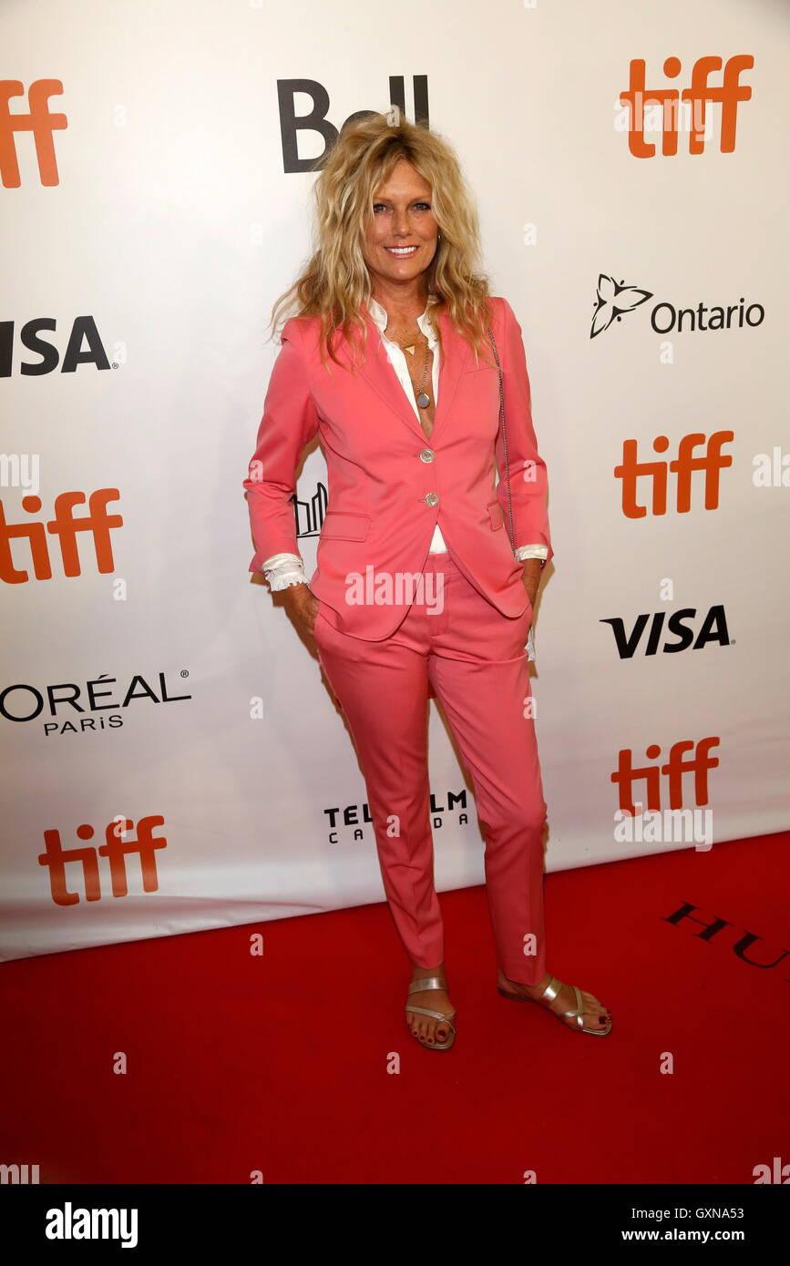 Toronto, Canada. 16th Sep, 2016. Patti Hansen attends the ...