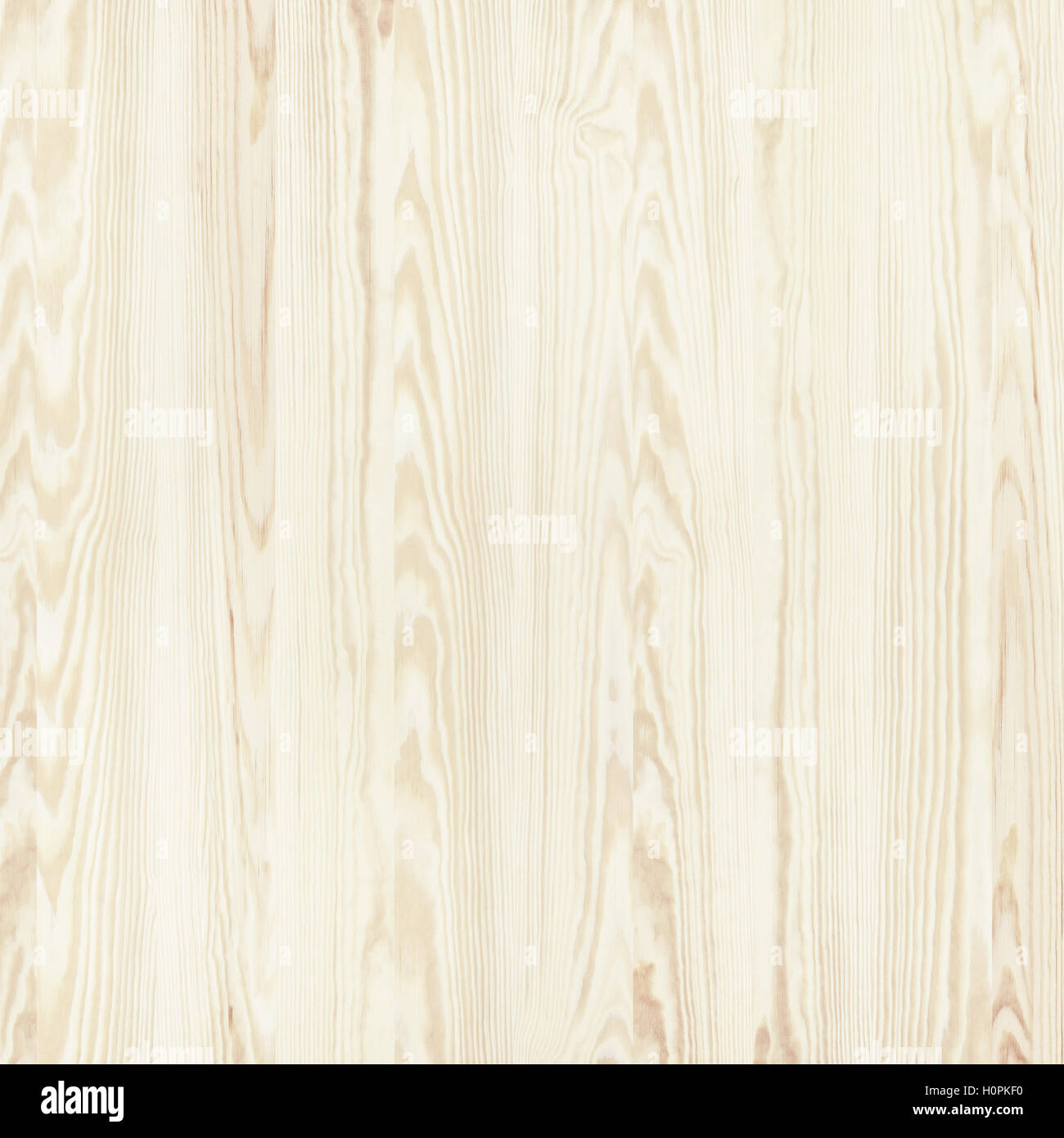 White Clean Wood Background. Bleached Pine Board Texture