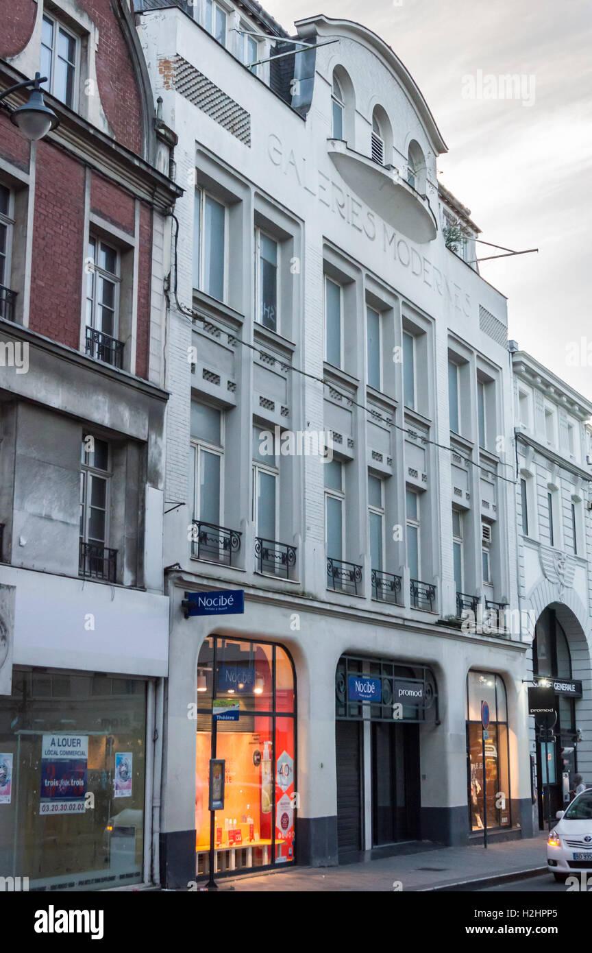 galeries modernes art deco shop building c 1926 rue. Black Bedroom Furniture Sets. Home Design Ideas