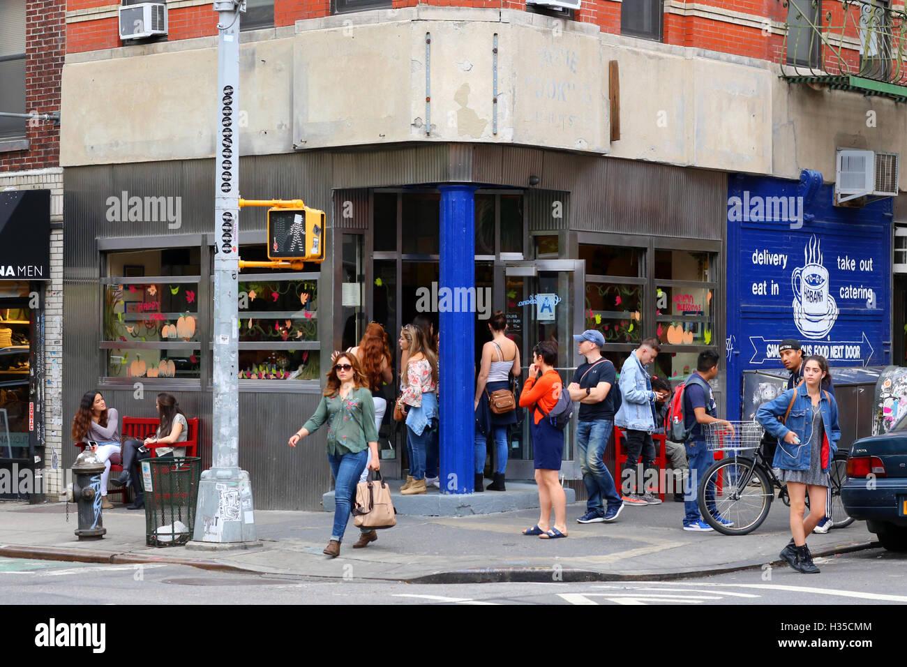 Cafe Habana  Prince Street New York Ny