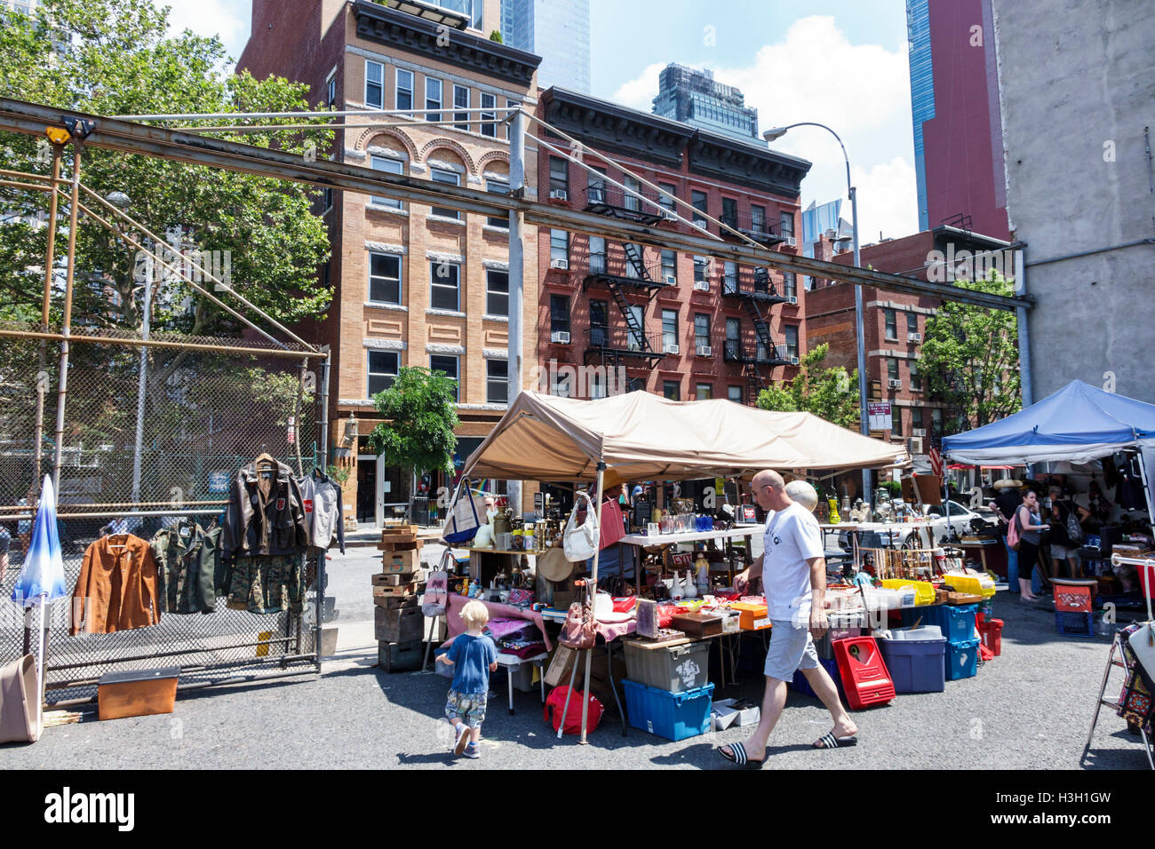 Shopping In Hells Kitchen Nyc