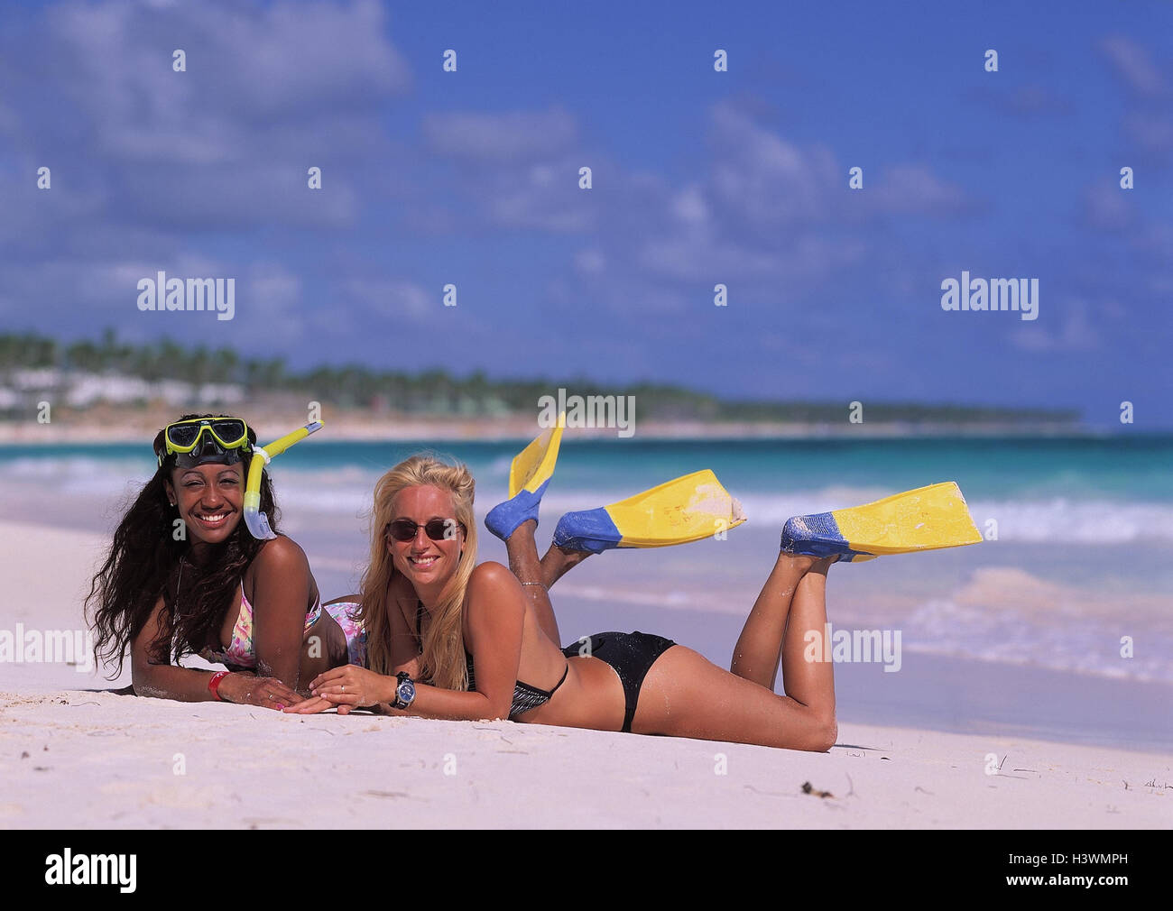 women in punta cana