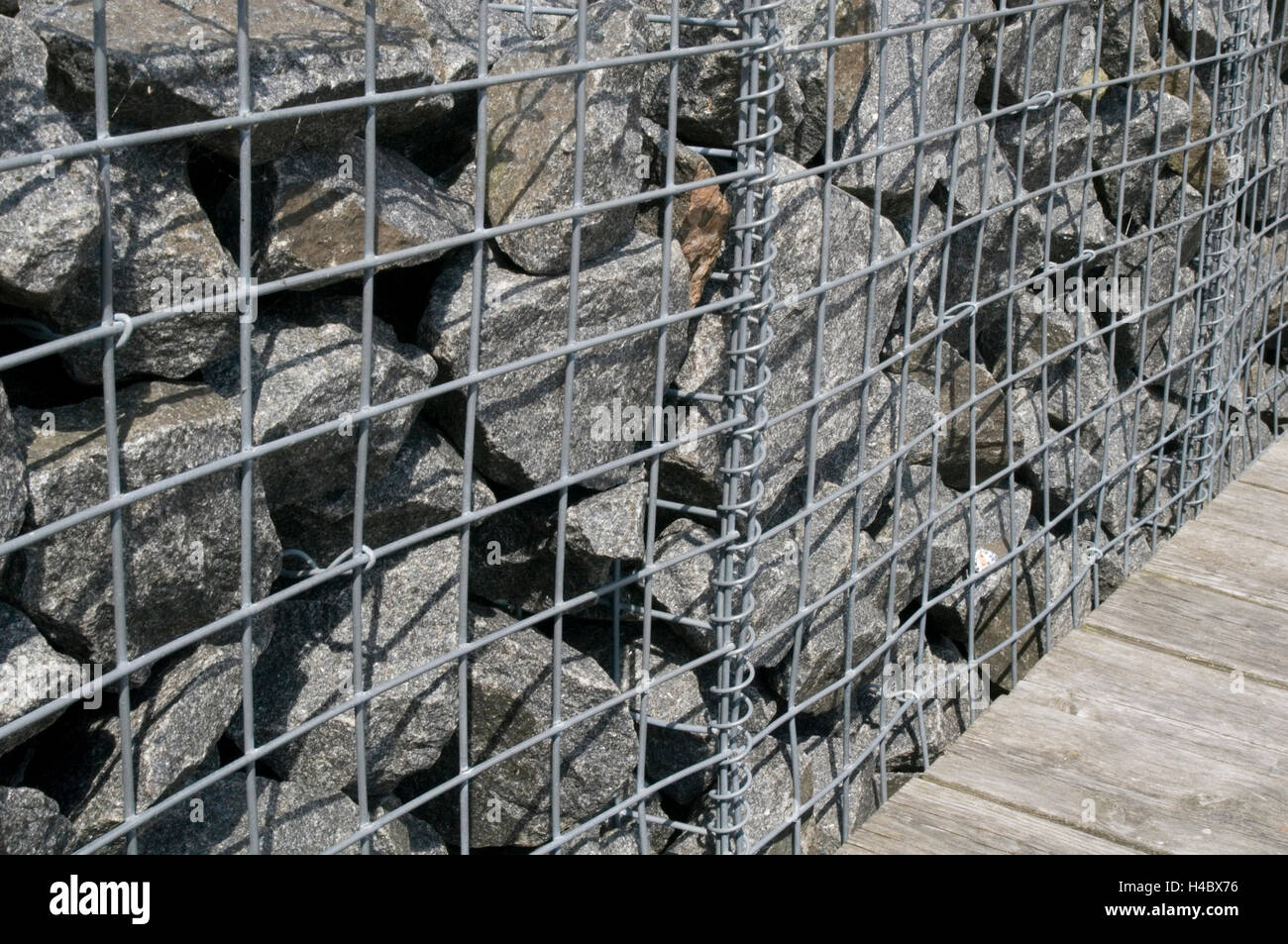 gabion gabions cage cages full of rock rocks stone stones building stock photo royalty free. Black Bedroom Furniture Sets. Home Design Ideas