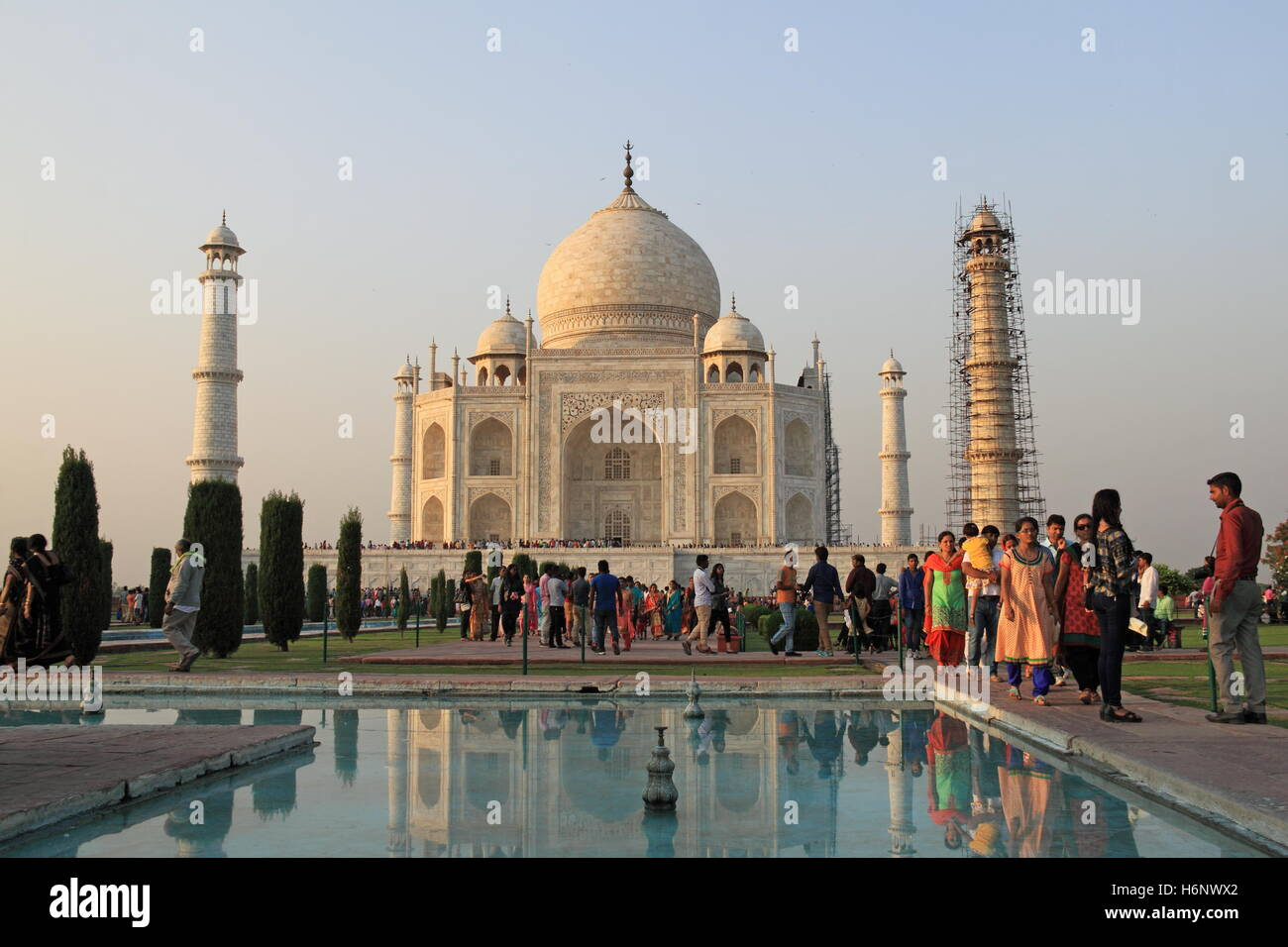 Tomb of Mumtaz Mahal and Shah Jahan, Taj Mahal, Agra ...