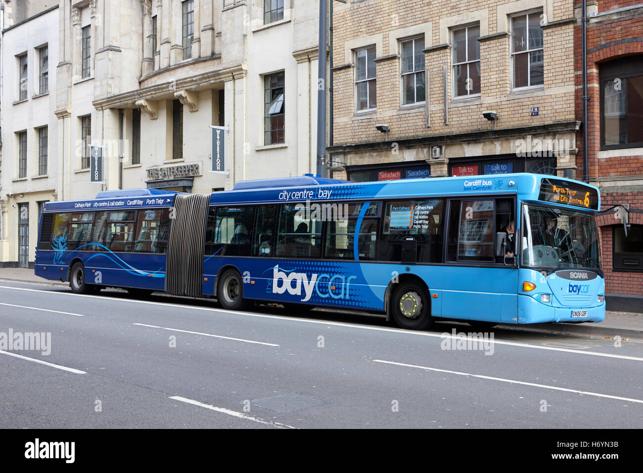 cardiff bus bay car public transport cardiff city centre. Black Bedroom Furniture Sets. Home Design Ideas