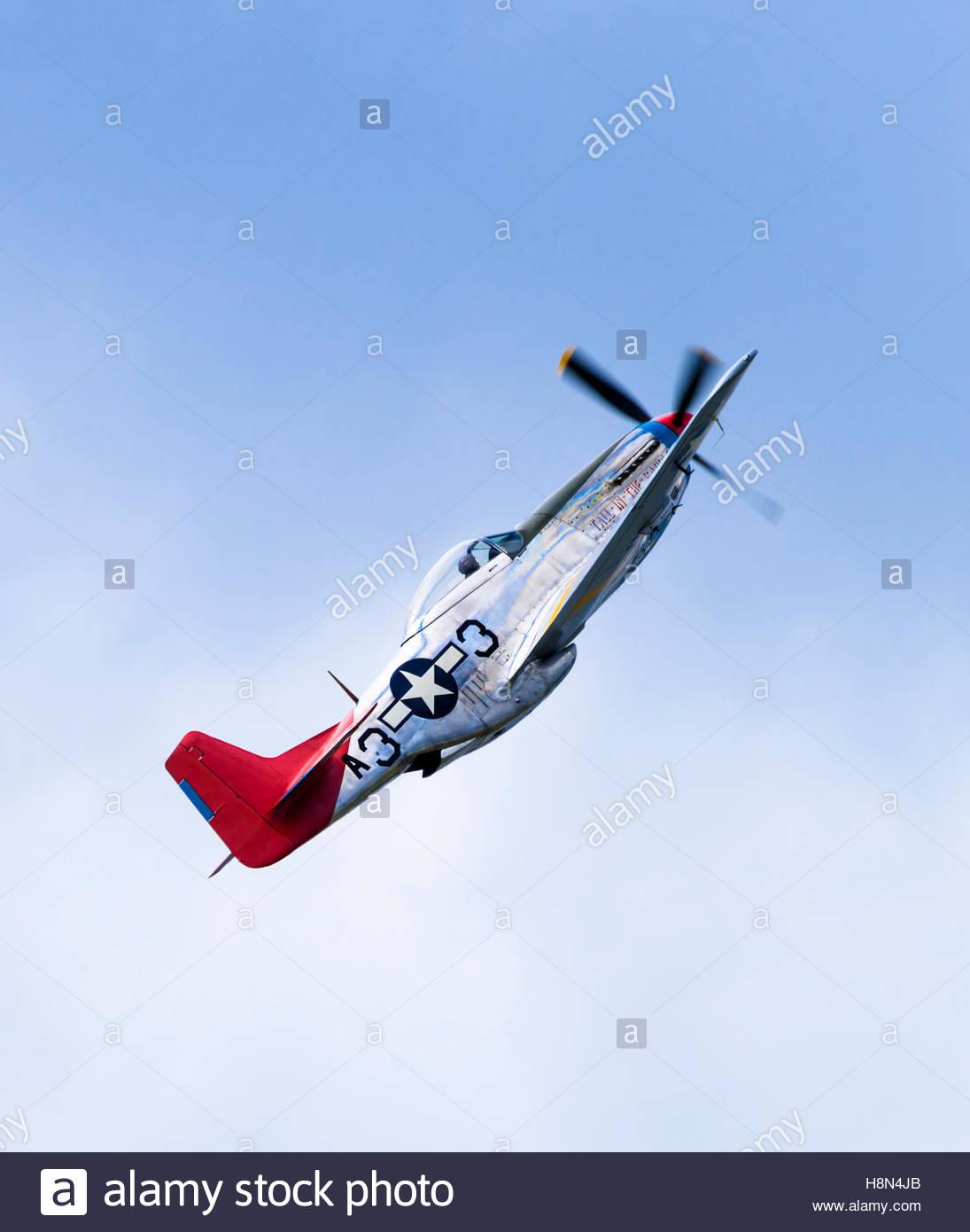 Tuskegee airmen bomber escort