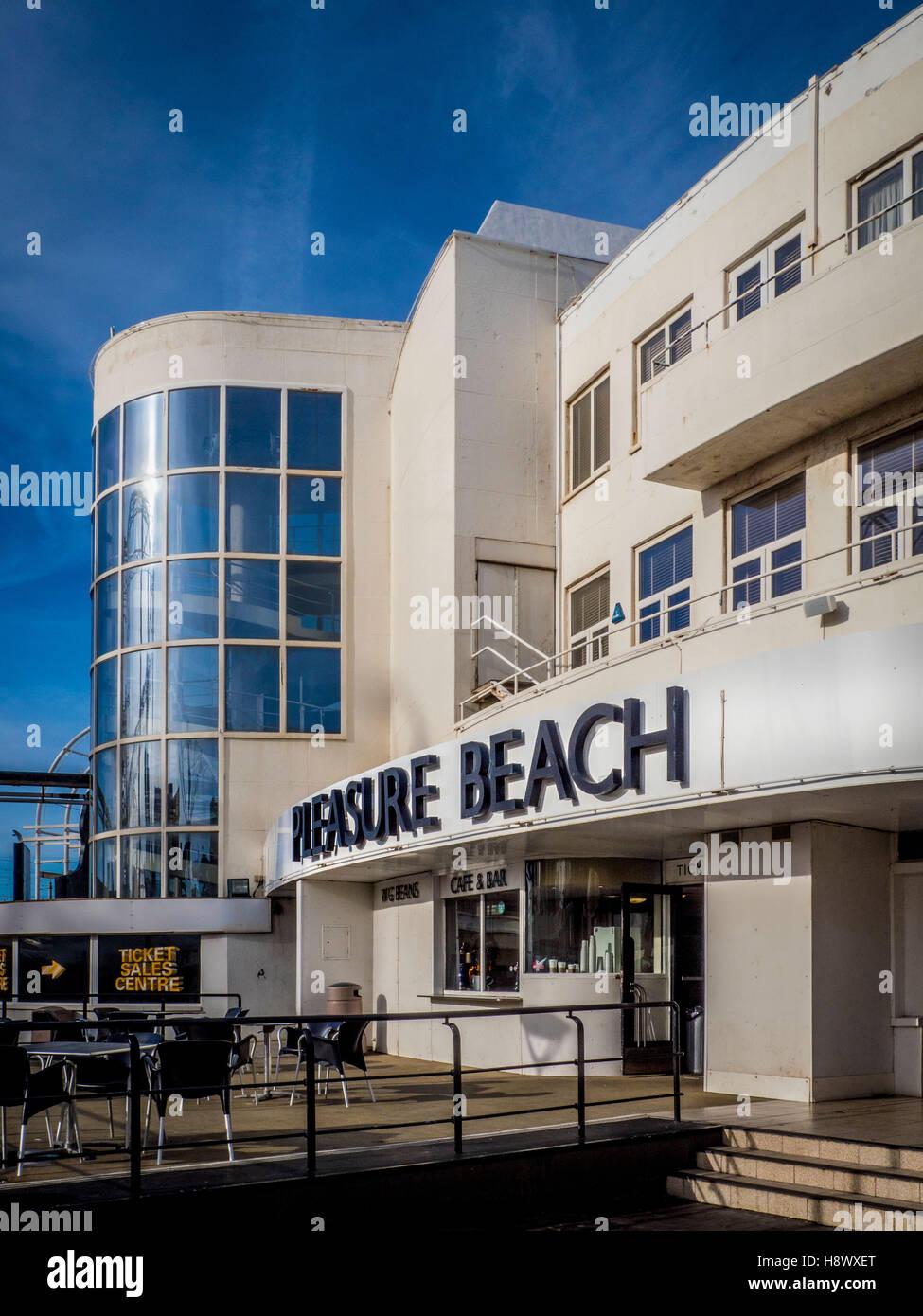 Casino building blackpool pleasure beach
