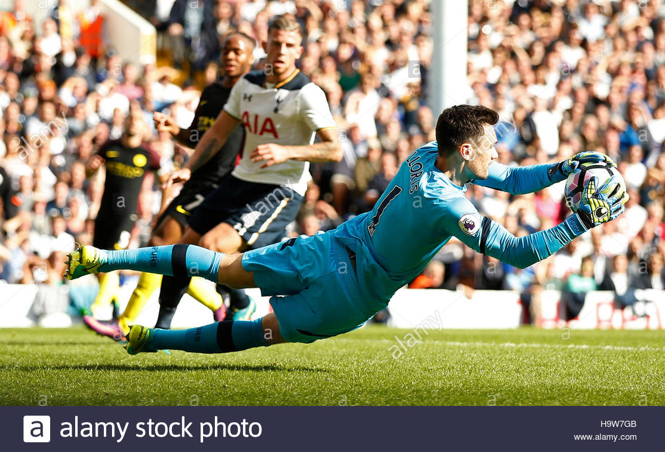 Britain Soccer Football - Tottenham Hotspur v Manchester City - Premier League - White Hart Lane - 2/10/16