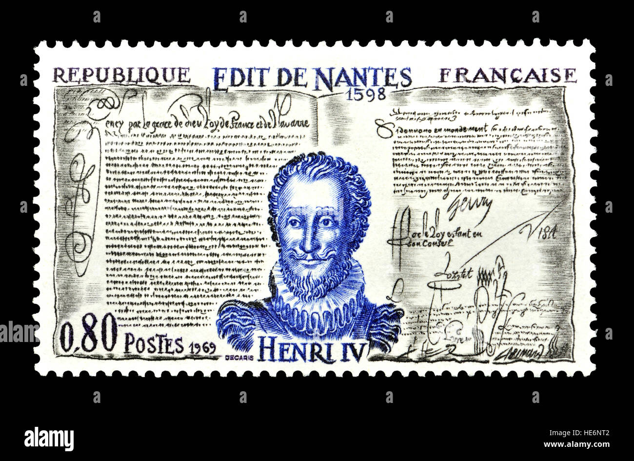 Protestantism in 16th to 18th century france and the edict of nantes