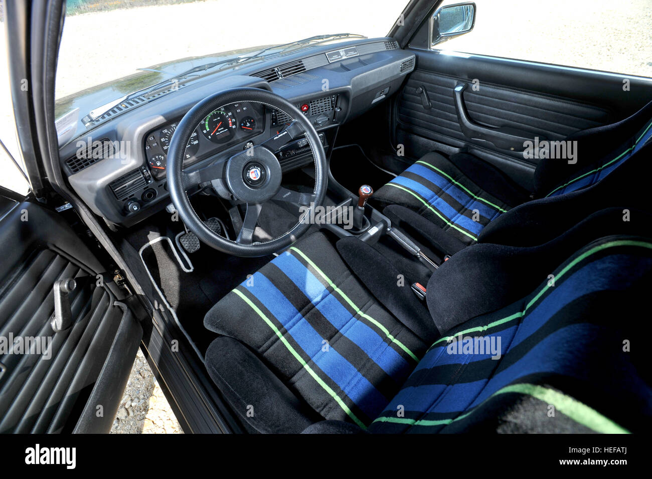 1983 Bmw E21 Shape Alpina B6 Sports Coupe German Classic
